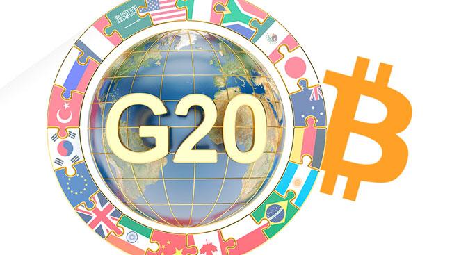 Саммит G20 обсуждение регулирования криптовалюты