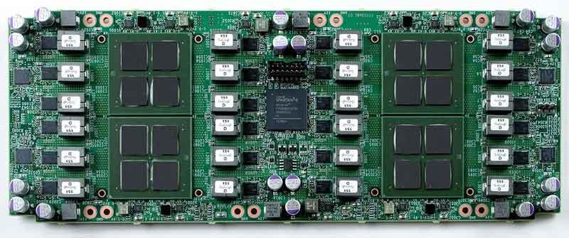 12-нанометровые чипы для майнинга на алгоритме SHA-256