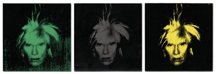 3 портрета серии: «Nirvana», «Vitality» и «Harmony».