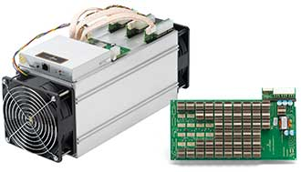 ASIC სამთო და მისი IC