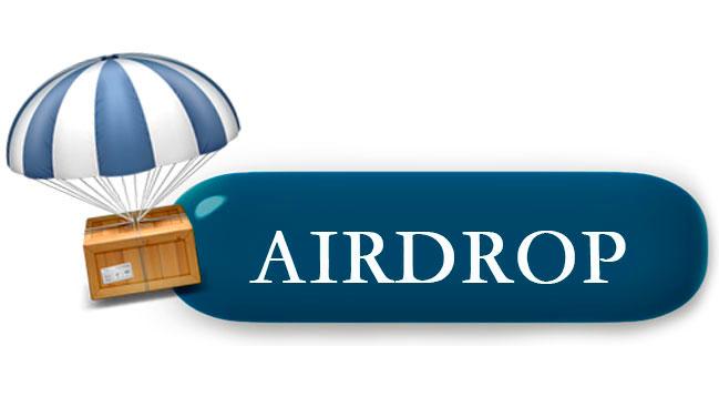 ТОП-6 Airdrop на конец 2018 года, бесплатная раздача токенов