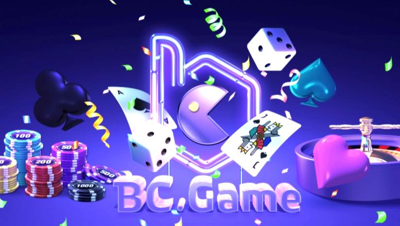 BC.Game - анонимное криптовалютное казино
