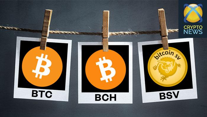 Bitcoin - BTC, BCH, BSV