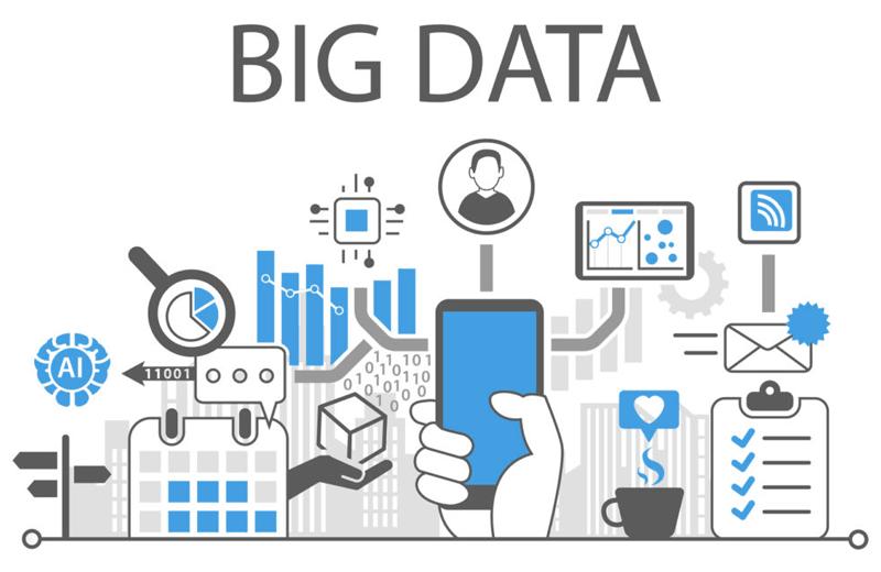 Как работает технология Big-Data?