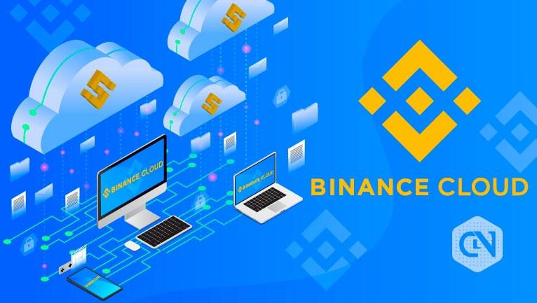 Что такое Binance Cloud: сервис для запуска криптобиржи и собственных токенов