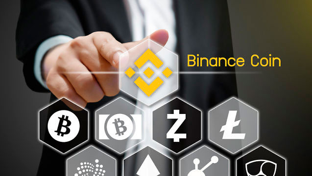 Токены Binance Coin