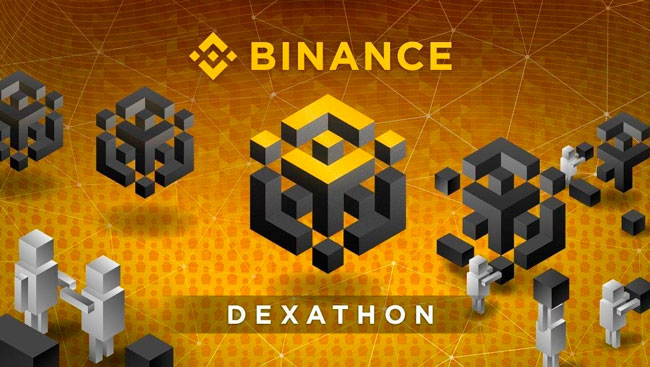 Децентрализованная биржа Binance DEX