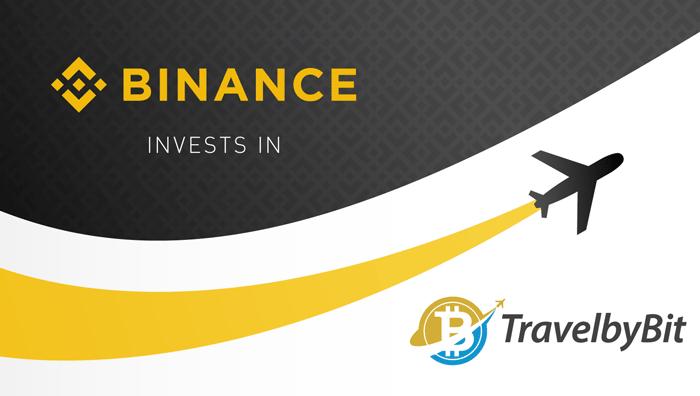 Binance открывает туристическое агентство на блокчейне