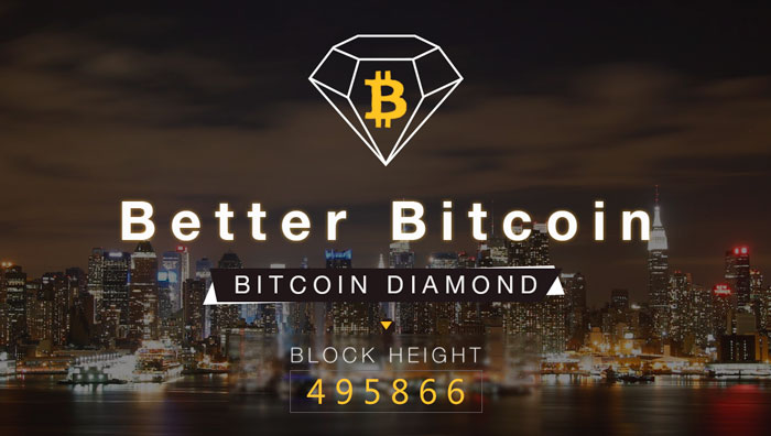 Хардфорк Bitcoin Diamond
