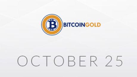 Bitcoin Gold će biti objavljen 25. okt