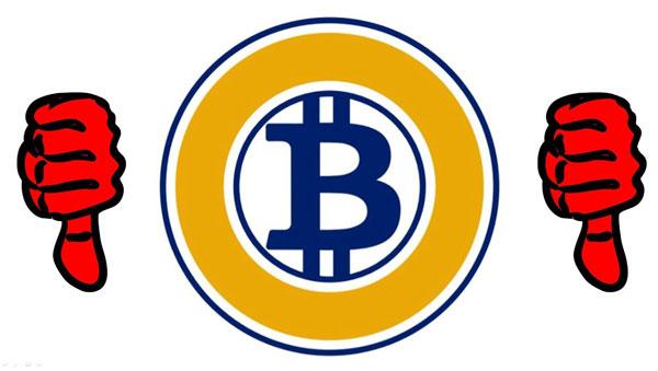 Майнинг Bitcoin Gold разочаровал