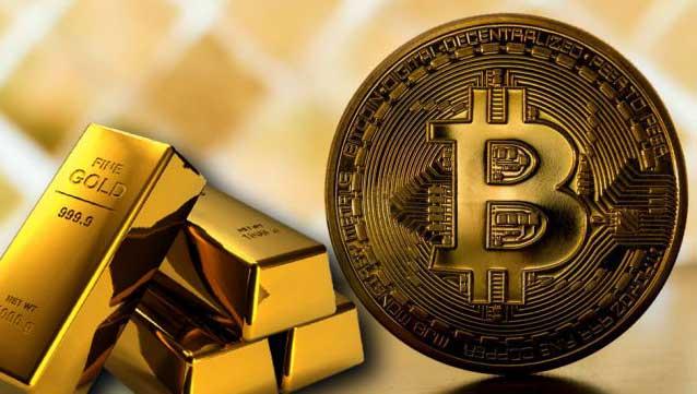 Общие черты золота и биткоина