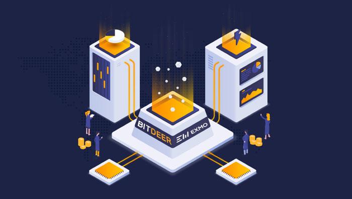 BitDeer ведущая платформа для аренды вычислительной мощности