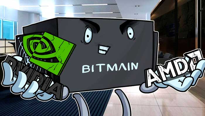 Bitmain подтвердил производство ASIC-майнеров для Ethereum