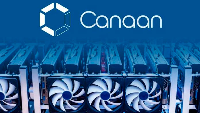 ASIC-майнеры Canaan Creative