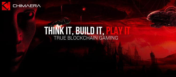 Платформа Chimaera - среда для разработки игр на блокчейне
