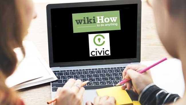 Civic объявил о партнерстве с сервисом wikiHow