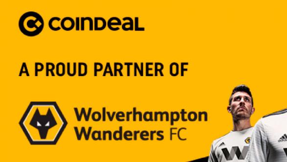 Криптобиржа стала спонсором клуба английской футбольной Премьер-лиги
