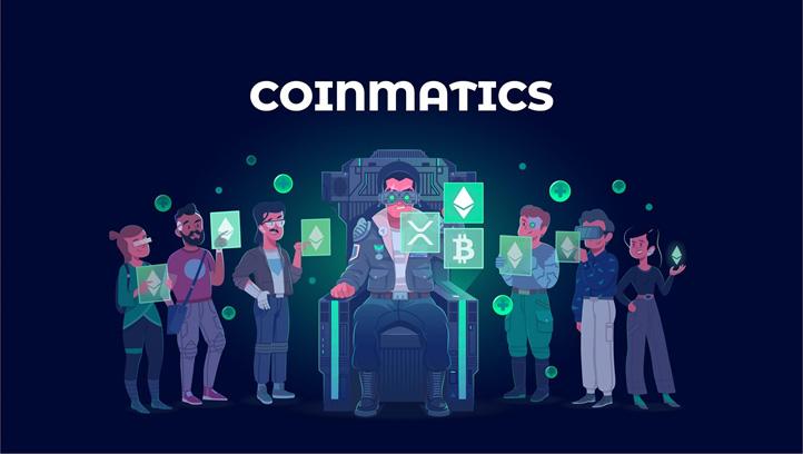 Coinmatics - автоматическое копирование сделок