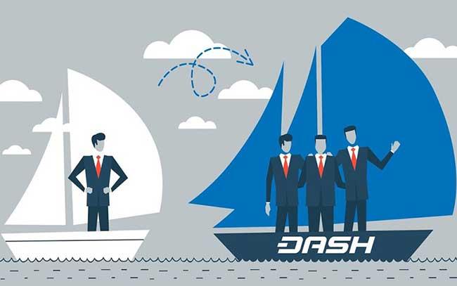 Сила Dash - в команде разработчиков