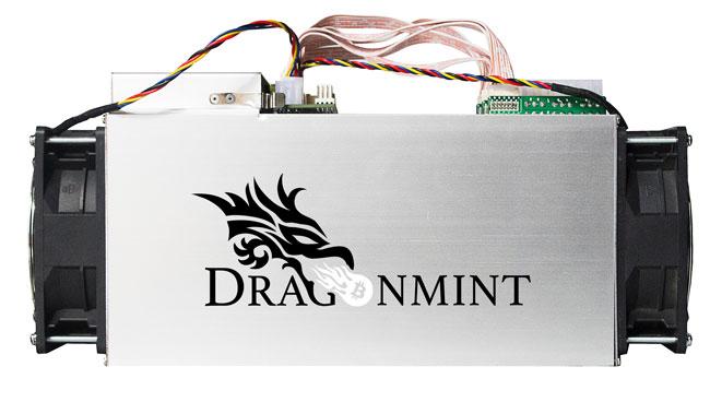 АСИК-майнер DragonMint 16T