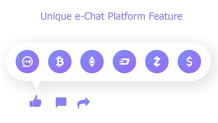 Криптокошелек e-Chat