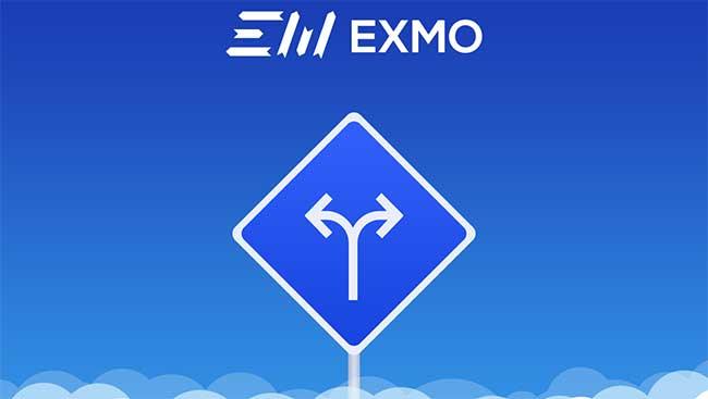 Криптобиржа EXMO