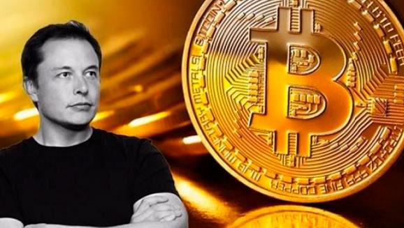 Илон Маск о криптовалюте биткоин