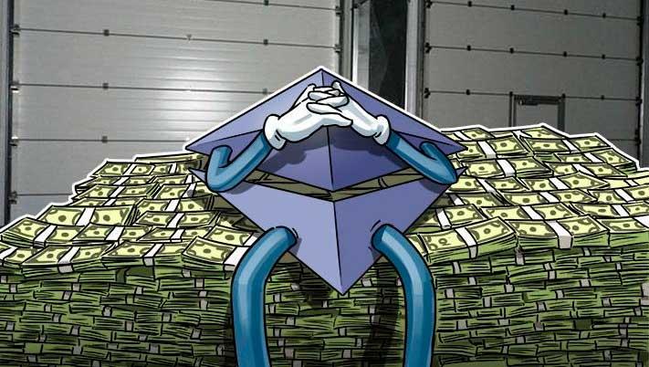 Хранение криптовалюты Эфириум