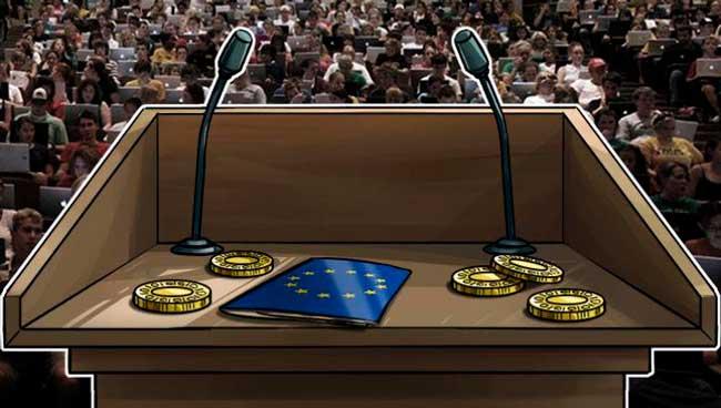 Криптовалюта в Евросоюзе