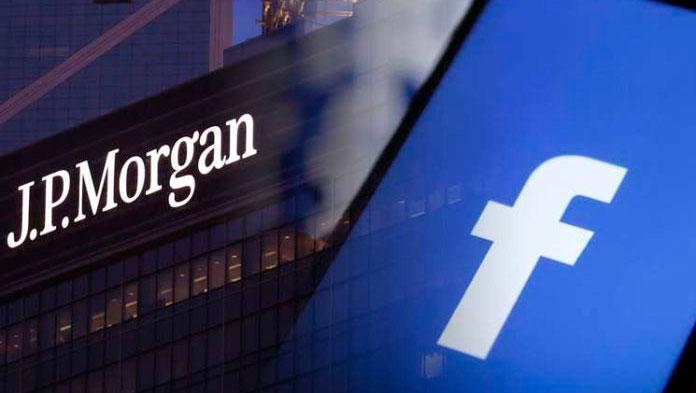 Криптовалюты от Facebook и JP Morgan