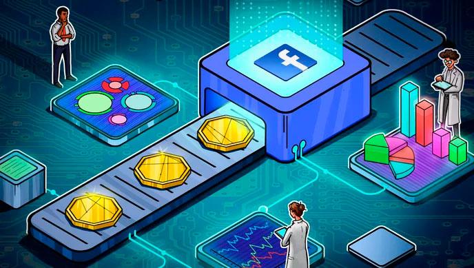 Facebook запускает тестирование своей криптовалюты Libra