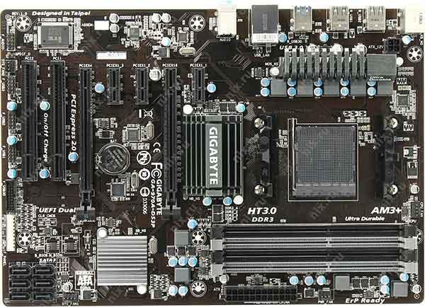 Gigabyte GA-970A-DS3P Sockel AM3