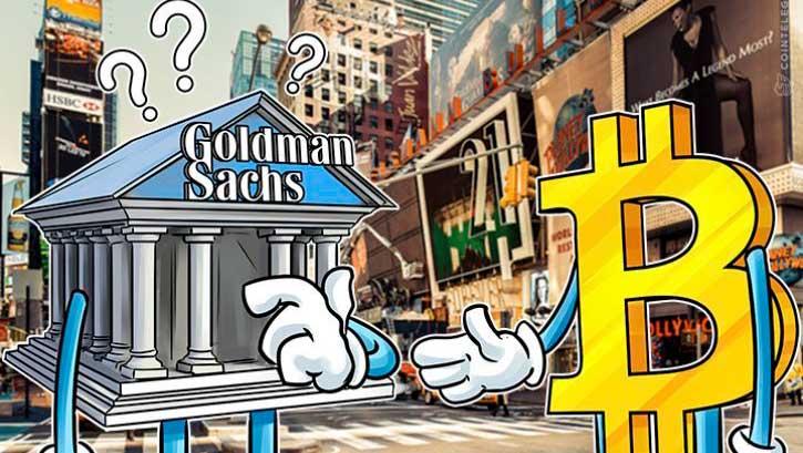 Goldman Sachs признал Bitcoin надежным активом