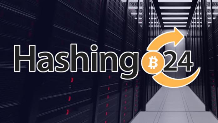 Облачный майнинг Hashing24