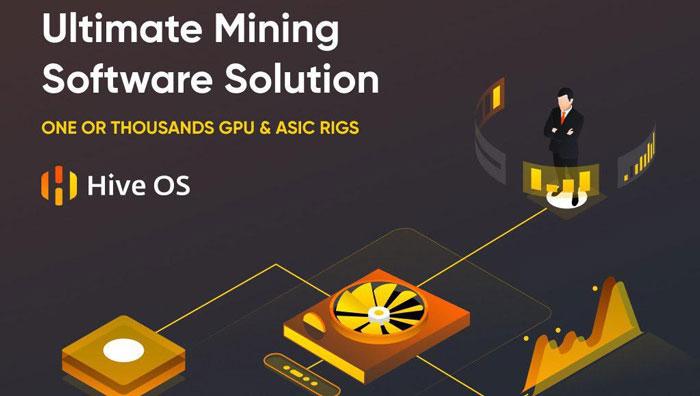 Hive OS - операционная система для майнинга