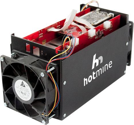 Майнер Hotmine WX12
