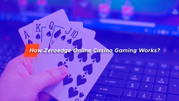Как происходит игровой процесс в Zeroedge?