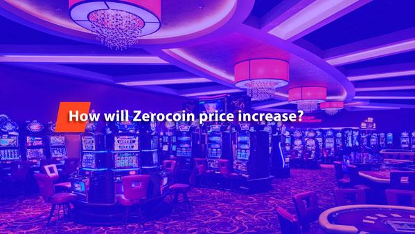 Ценообразование токена Zerocoin