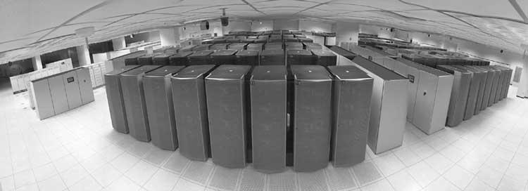 Серверные стойки IBM ASCI While