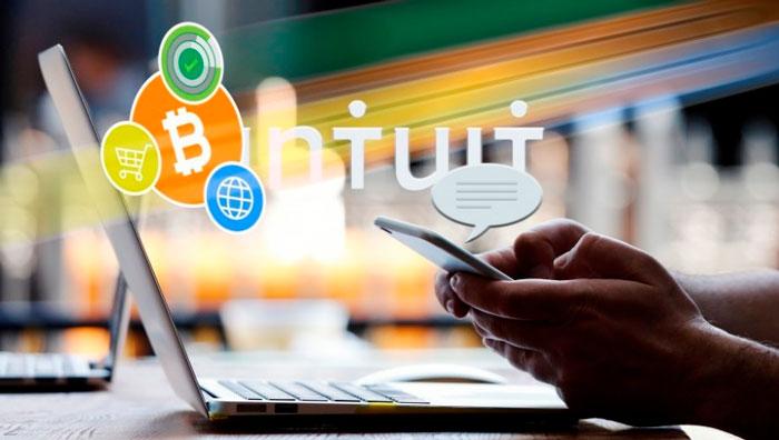 Intuit транзакции через sms