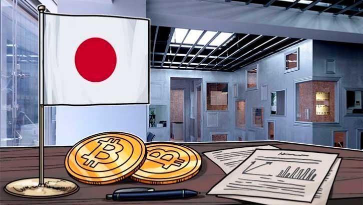 Криптовалюта в Японии