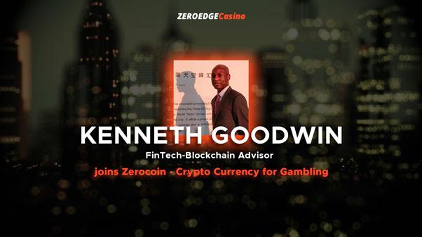 Kenneth Goodwin присоединяется к Zerocoin