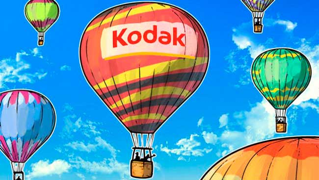 ICO компании Kodak