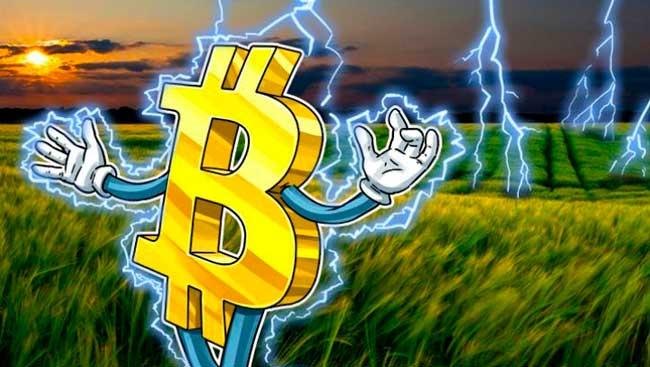 Хардфорк Lightning Bitcoin