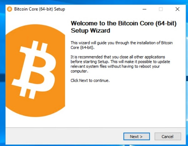 Bitcoin Core - это кошелёк биткоина и его блокчейн