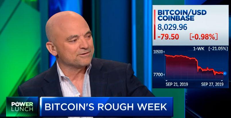 Аналитик банка Goldman Sachs Лу Кернер