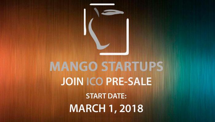 ICO проекта Mango Startups