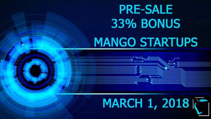PRE-ICO платформы Mango Startups