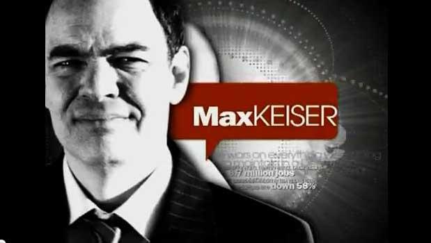 Макс Кайзер(Max Keiser)